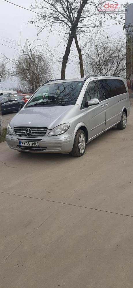 Dezmembram Mercedes Viano 2005 Euro 4 2 2 Diesel Cod 646 în Brasov, Brasov Dezmembrari