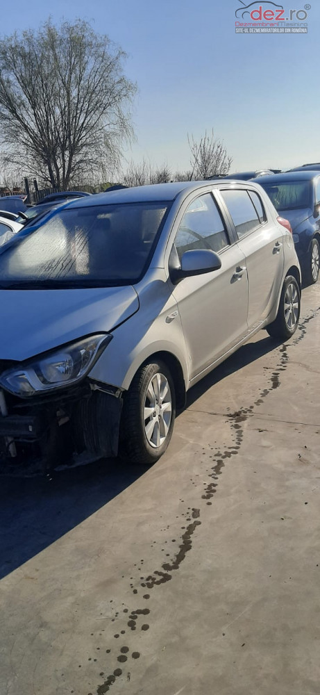 Dezmembram Hyunday I20 Hatchback An 2012 1 2 Benzina Euro 5 G4la în Brasov, Brasov Dezmembrari