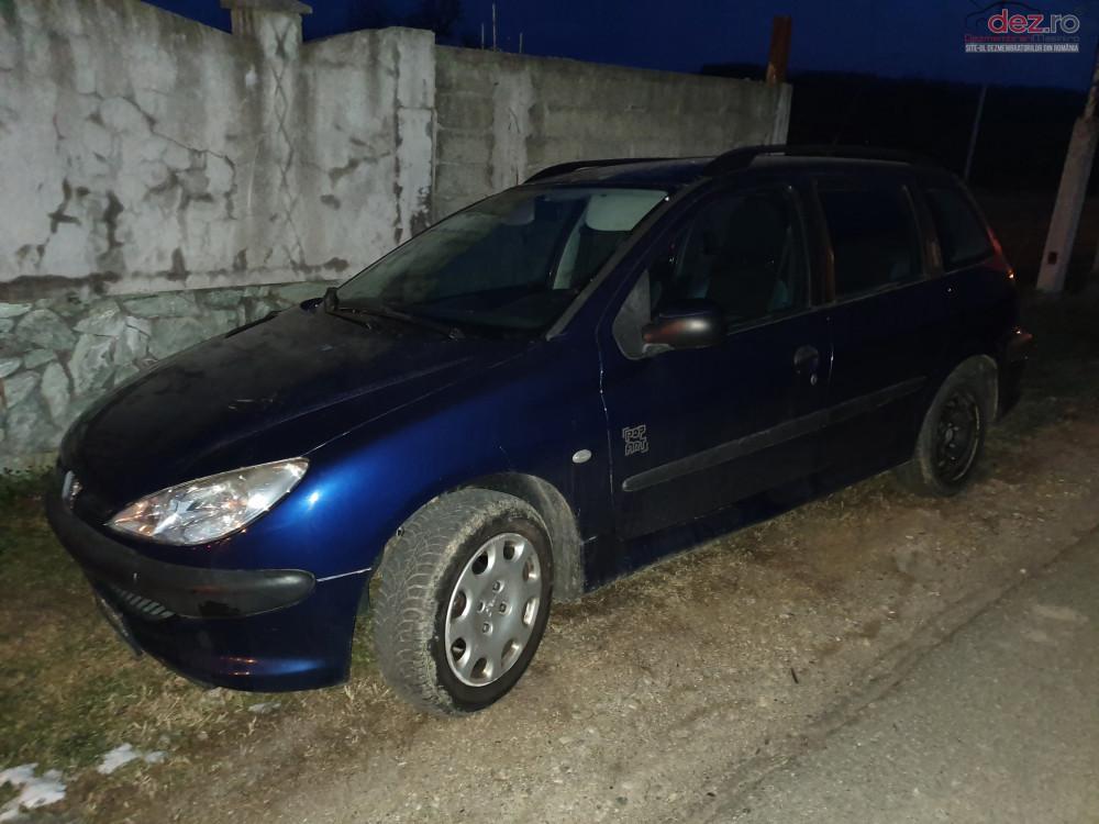 Dezmembrez Peugeot 206 Sw Dezmembrări auto în Targu Jiu, Gorj Dezmembrari