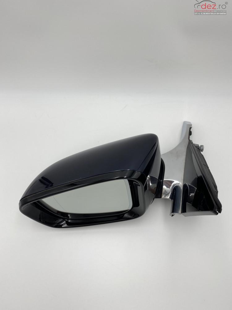 Oglinda Stanga Completa Bmw Seria 7 G11 G12 Camera Electrocrom 9 Pini Piese auto în Bucuresti, Bucuresti Dezmembrari