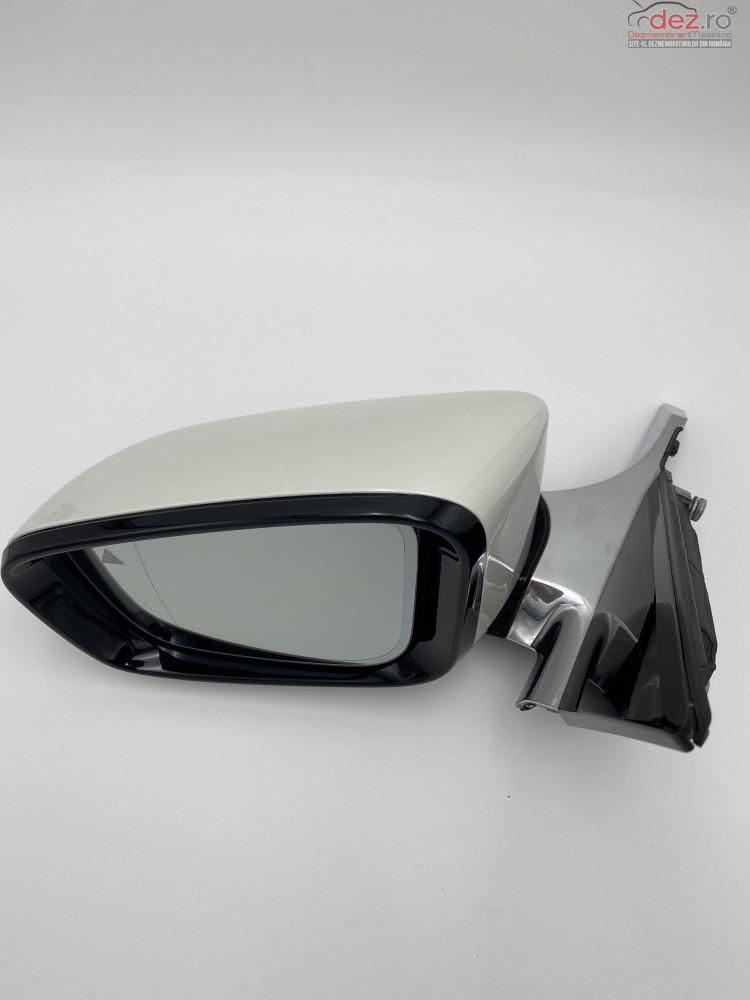 Bmw Seria 7 G11 G12 Oglinda Stanga Completa +camera 9 Pin Piese auto în Bucuresti, Bucuresti Dezmembrari