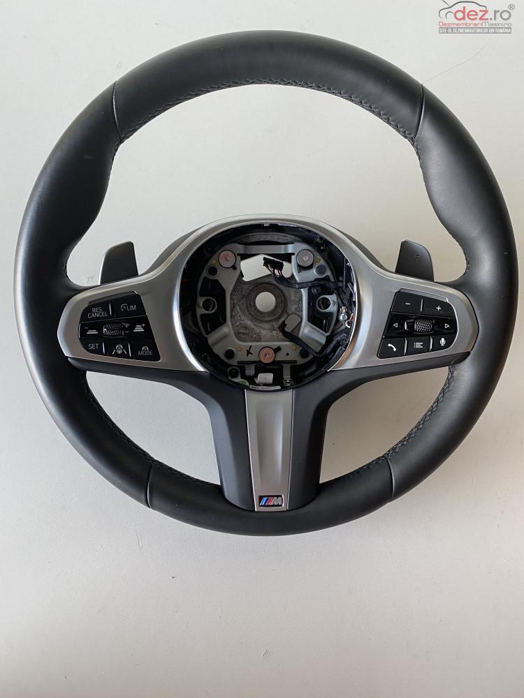 Volan M Sport Bmw 7 Seria 7g11 Piese auto în Bucuresti, Bucuresti Dezmembrari