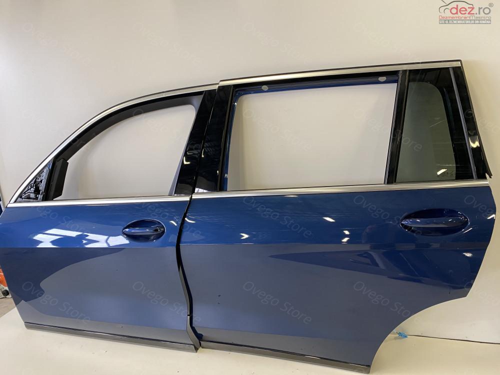 Bmw X7 G07 Usa Stanga Dreapta Fata Spate Usa Completa Piese auto în Bucuresti, Bucuresti Dezmembrari