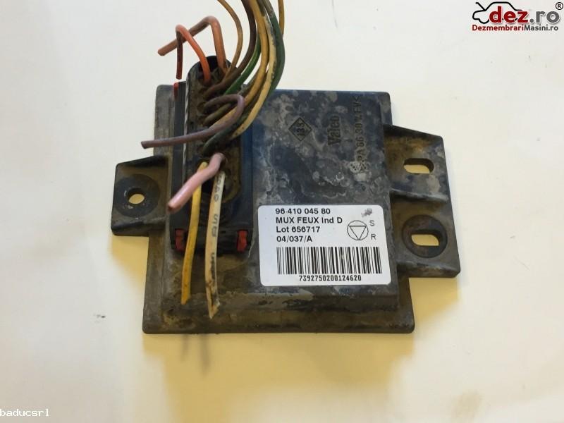Releu Modul Control Unitate Lumini Dezmembrări auto în Giurgiu, Giurgiu Dezmembrari