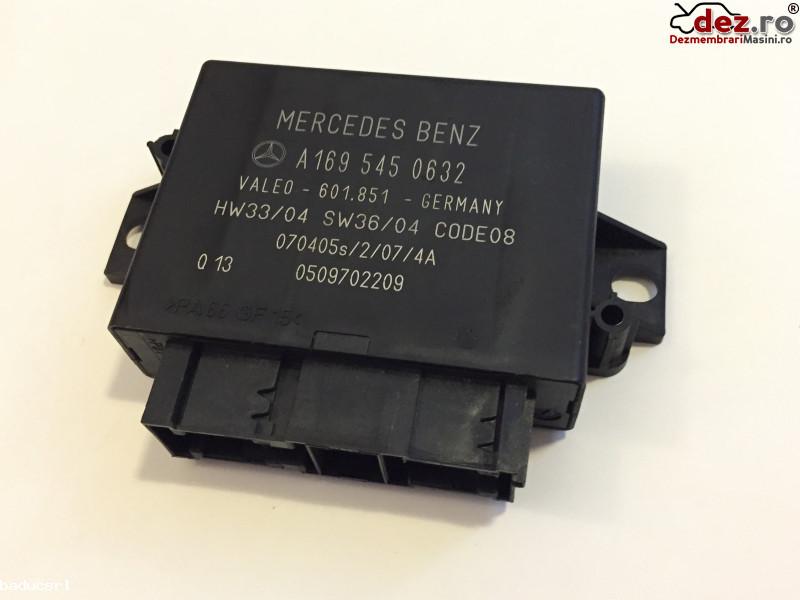 Senzori parcare Mercedes A 170 W169 2006 cod A1695450632 Piese auto în Giurgiu, Giurgiu Dezmembrari