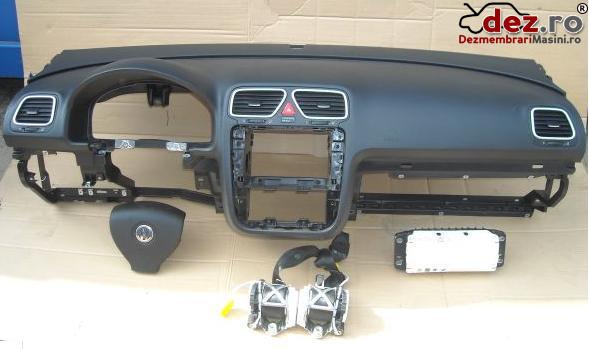 Plansa bord Volkswagen Scciroco 2012 Piese auto în Zalau, Salaj Dezmembrari