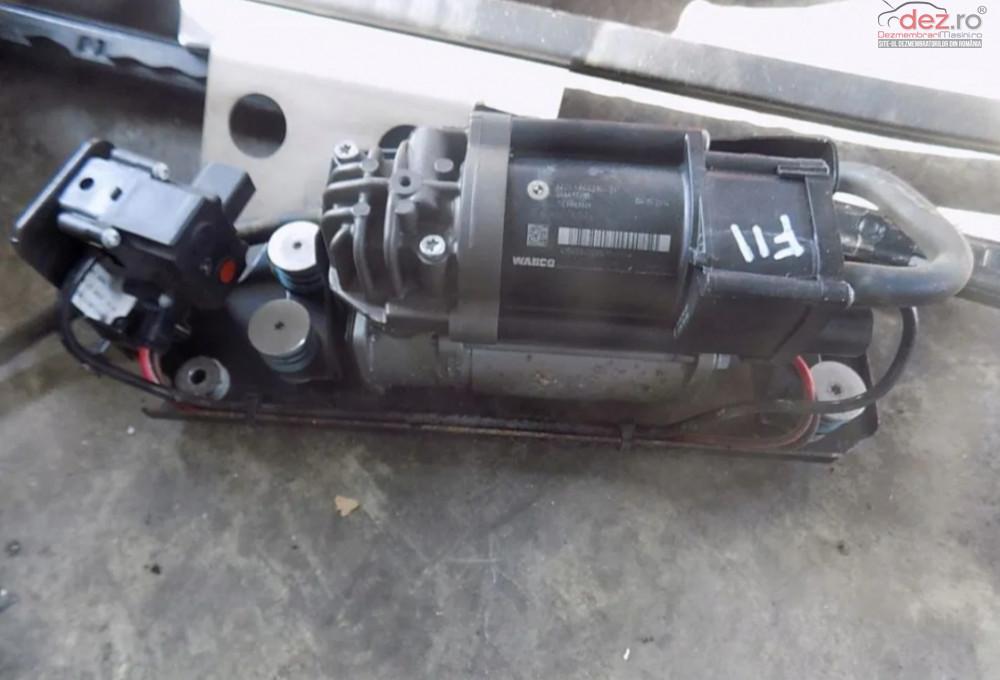Compresor Suspensie Bmw Cod 37206864215  01 2010r  Piese auto în Zalau, Salaj Dezmembrari