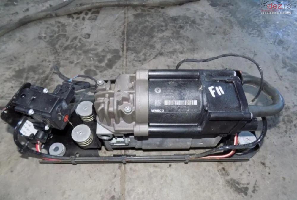 Compresor Suspensie Bmw 5 F11 Cod 6789450  Piese auto în Zalau, Salaj Dezmembrari