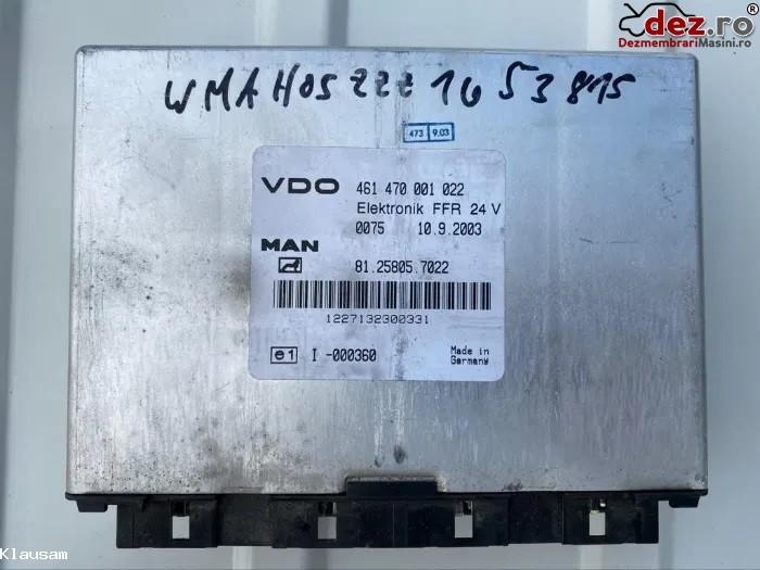 Calculator unitate ffr Man Dezmembrări camioane în Aghiresu, Cluj Dezmembrari