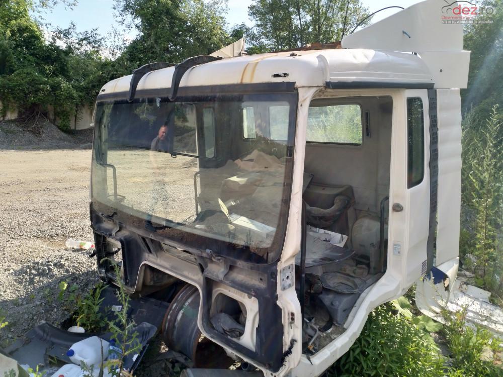 Cabina Man Tga/tgs De Zi Dezmembrări camioane în Aghiresu, Cluj Dezmembrari