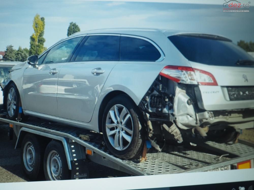 Dezmembrez Peugeot 508    2012    2  Hdi    163 Cp  Dezmembrări auto în Craiova, Dolj Dezmembrari