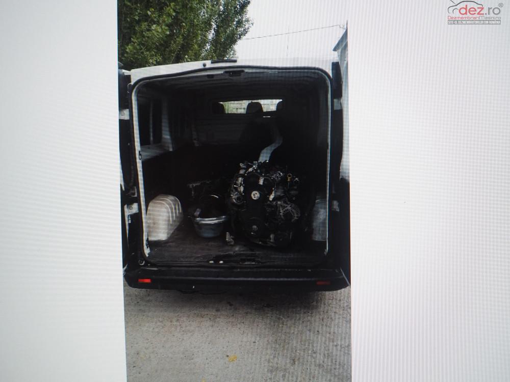 Dezmembez Renault Trafic 2017 1 6 Diesel 120 Cp Dezmembrări auto în Craiova, Dolj Dezmembrari