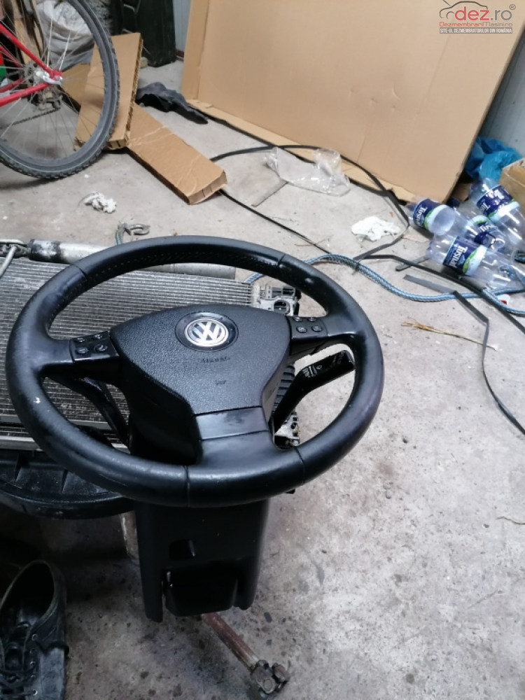 Volan Passat B6  Piese auto în Botosani, Botosani Dezmembrari