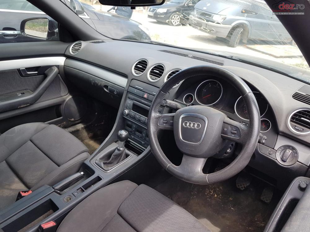 Dezmembrez Audi A4 B7 2 0tdi 2007  Dezmembrări auto în Slobozia, Ialomita Dezmembrari