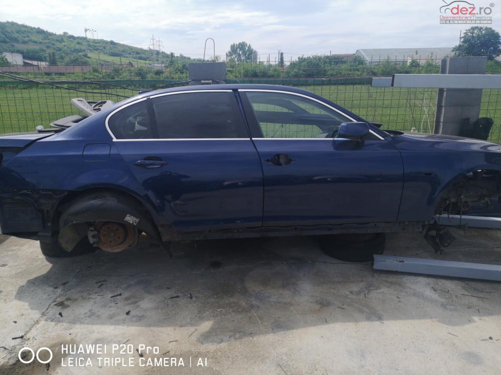 Dezmembrez Bmw 520 E60 Facelift Dezmembrări auto în Zalau, Salaj Dezmembrari