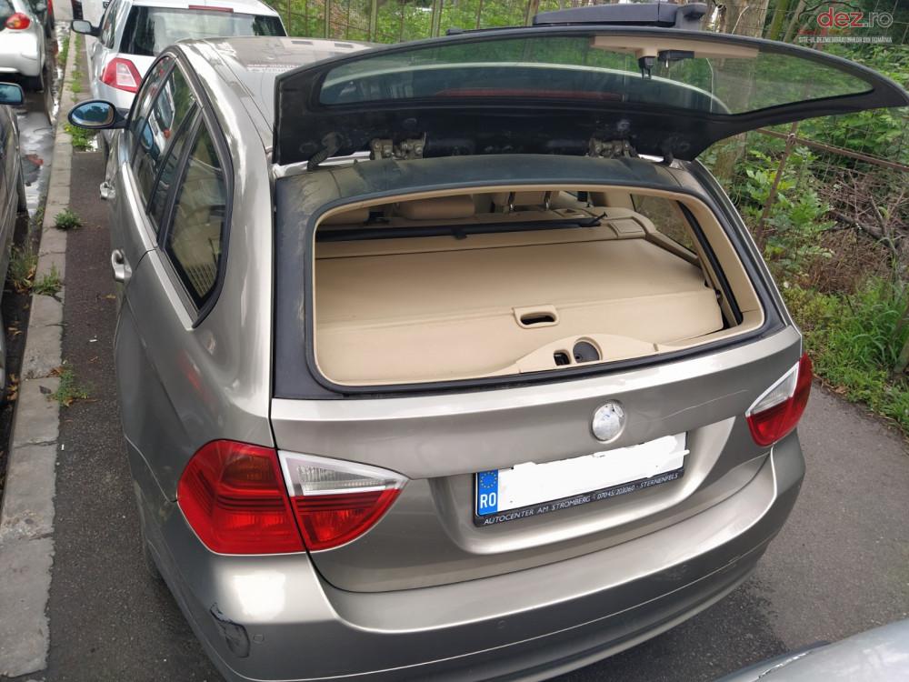 Vand BMW 320 E91 din 2008, avariat in fata Mașini avariate în Bucuresti, Bucuresti Dezmembrari