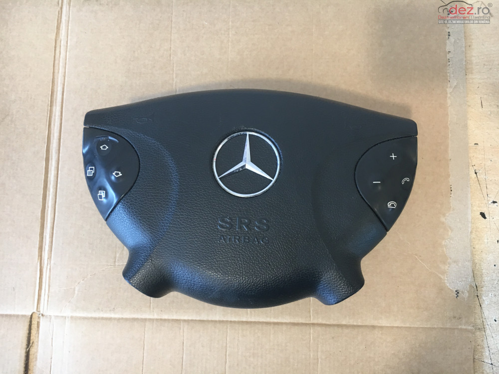 Airbag Volan Mercedes W211 E270 2002 2007 cod 3327 Piese auto în Dascalu, Ilfov Dezmembrari