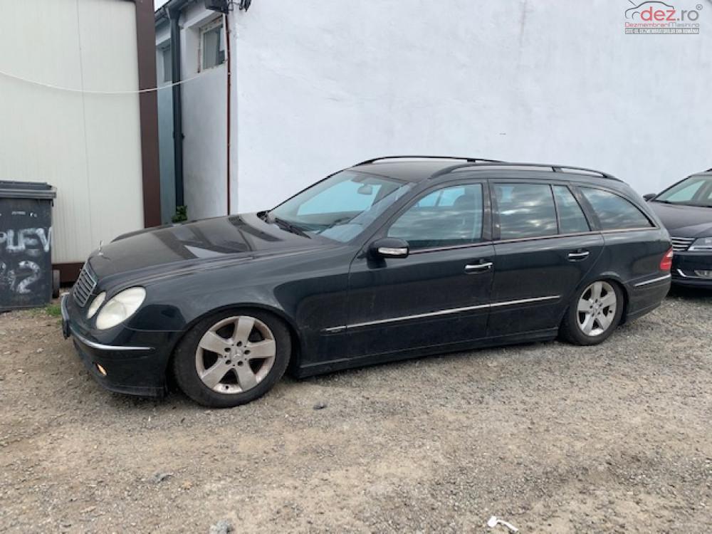 Dezmembrez Mercedes W211 Break 270cdi Avangarde Dezmembrări auto în Dascalu, Ilfov Dezmembrari