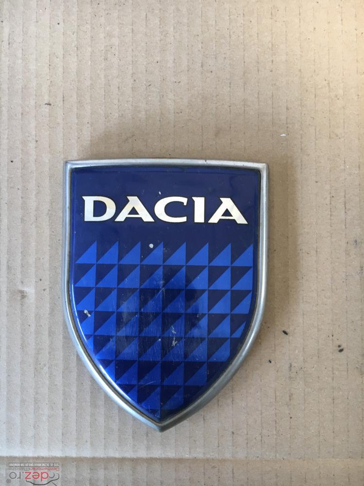Emblema Sigla Fata Dacia Logan 1 2007 cod 3619 Piese auto în Dascalu, Ilfov Dezmembrari