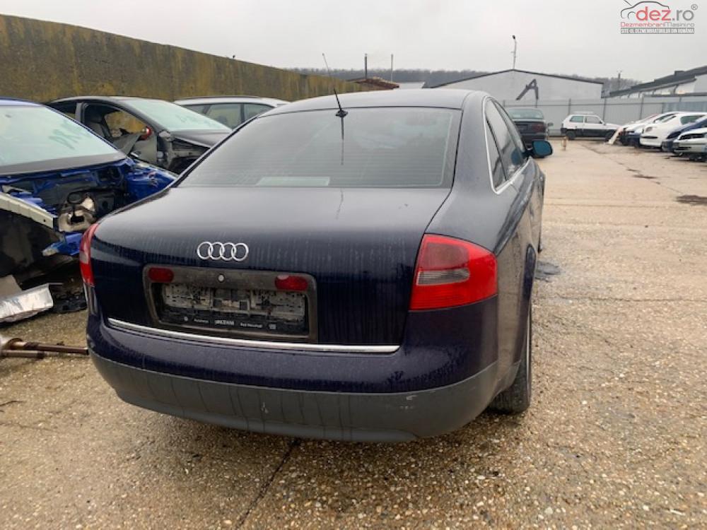 Dezmembram Audi A6 C5 1997 2004 Diesel 2 5tdi Berlina Dezmembrări auto în Dascalu, Ilfov Dezmembrari