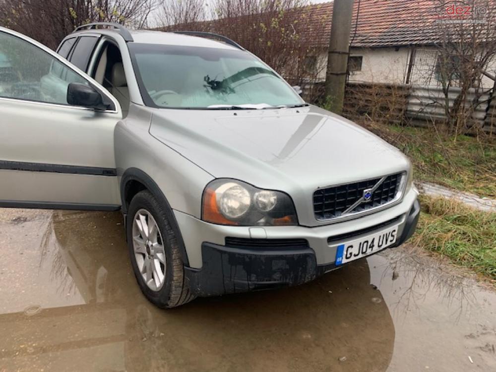 Dezmembrez Volvo Xc90 2002 2007 2 4 Diesel 163 Cp Dezmembrări auto în Dascalu, Ilfov Dezmembrari