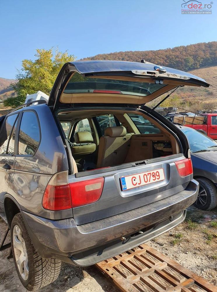 Dezmembrez Bmw X5 E53 3 0d  Dezmembrări auto în Deva, Hunedoara Dezmembrari