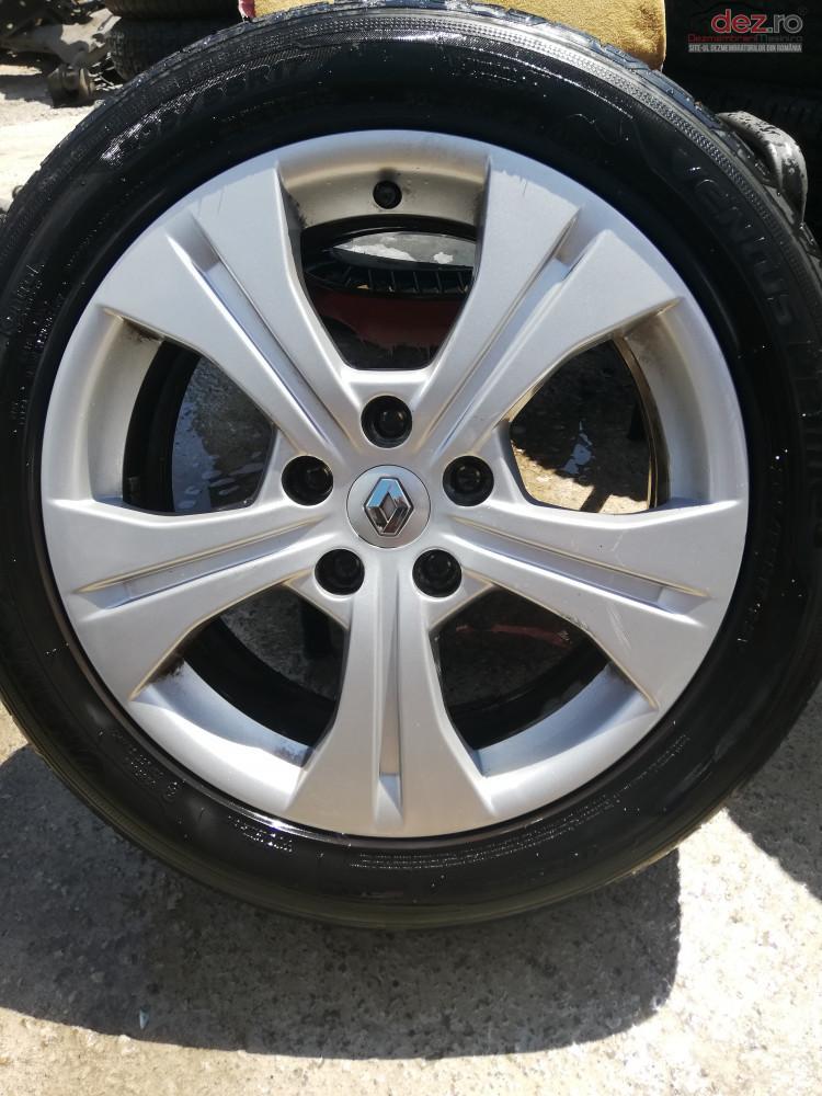 Vând Jante Aliaj Renault Talisman 205/ 55/r17  Piese auto în Bucuresti Sector 4, Ilfov Dezmembrari