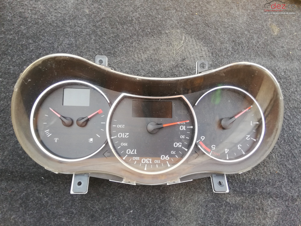 Ceasuri Bord Renault Koleos An 2012  2 0dci  Piese auto în Bucuresti Sector 4, Ilfov Dezmembrari