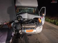 Vand Fiat Ducato Fara din 2016, avariat in fata, lateral(e), totalitate Mașini avariate în Arad, Arad Dezmembrari