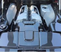 Vand Audi R8 Plus din 2015, avariat in fata, lateral(e) Mașini avariate în Bucuresti, Bucuresti Dezmembrari