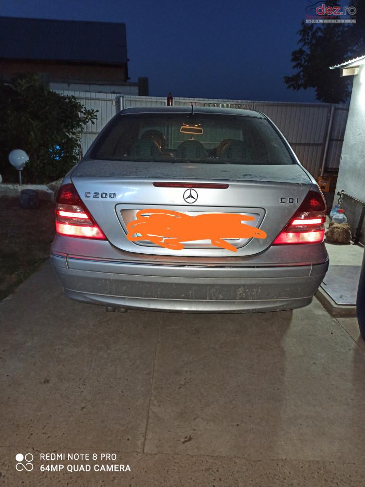 Dezmembrez Mercedes C200 Dezmembrări auto în Barlad, Vaslui Dezmembrari