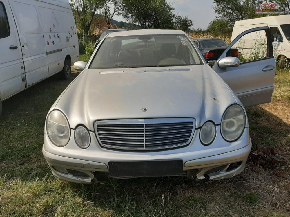Dezmembrez Mercedes E Class W211 2005 Berlina 2 2cdi Dezmembrări auto în Bucuresti, Bucuresti Dezmembrari