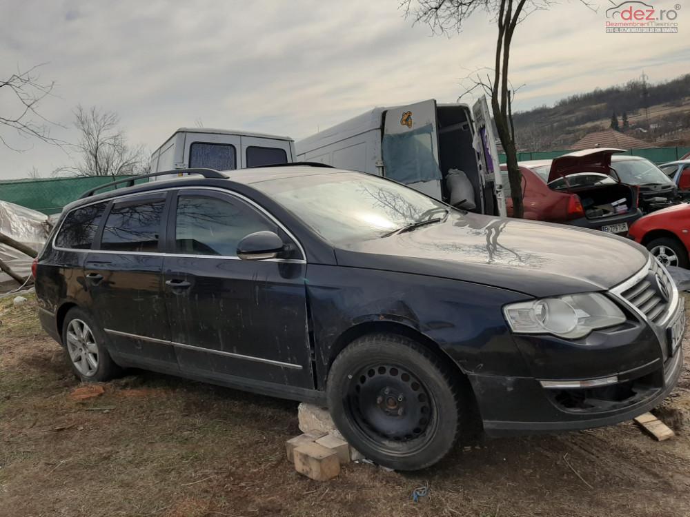 Dezmembrez Volkswagen Passat B6 2007 Break 1 9 Dezmembrări auto în Bucuresti, Bucuresti Dezmembrari