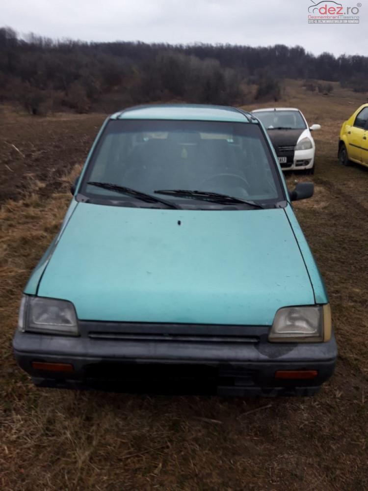 Dezmembrez Daewoo Tico 1998 Berlina 0 8 Verde Dezmembrări auto în Bucuresti, Bucuresti Dezmembrari