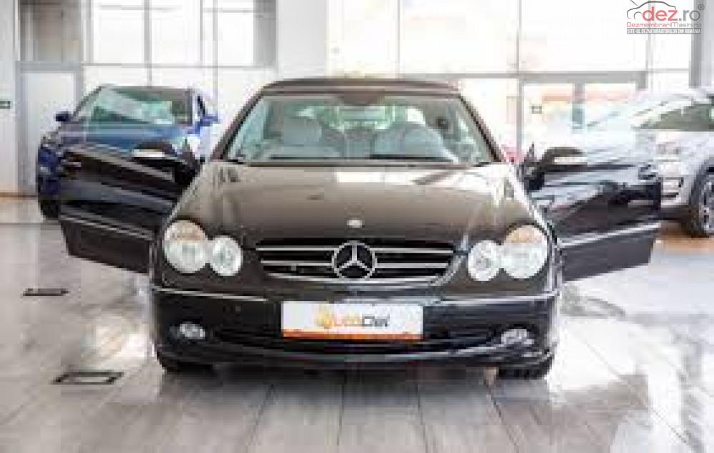 Dezmembrez Mercedes Clk 270 / Clk 220 Cdi