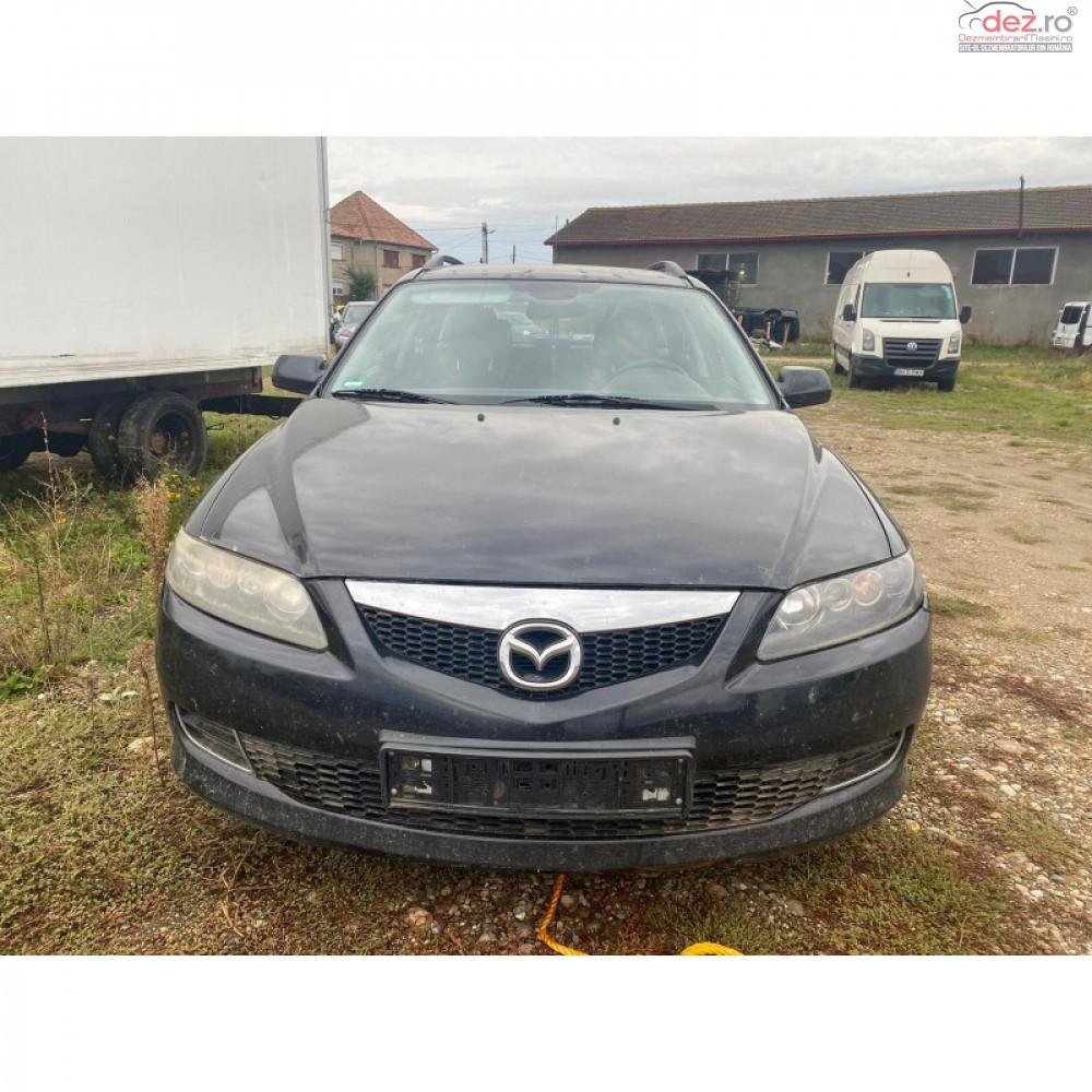 Dezmembrez Mazda 6 2 0 Tdi Cod Rf7j Dezmembrări auto în Oradea, Bihor Dezmembrari