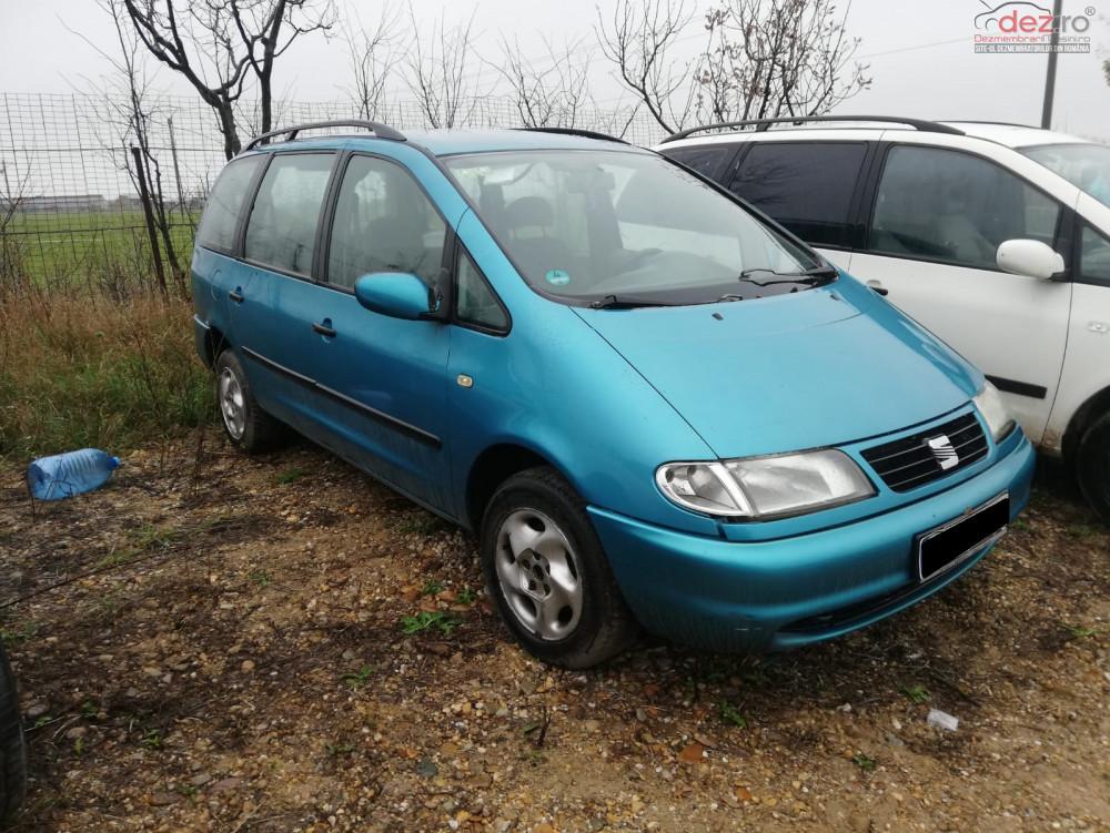 Dezmembrez Seat Alhambra 2 0i Dezmembrări auto în Oradea, Bihor Dezmembrari