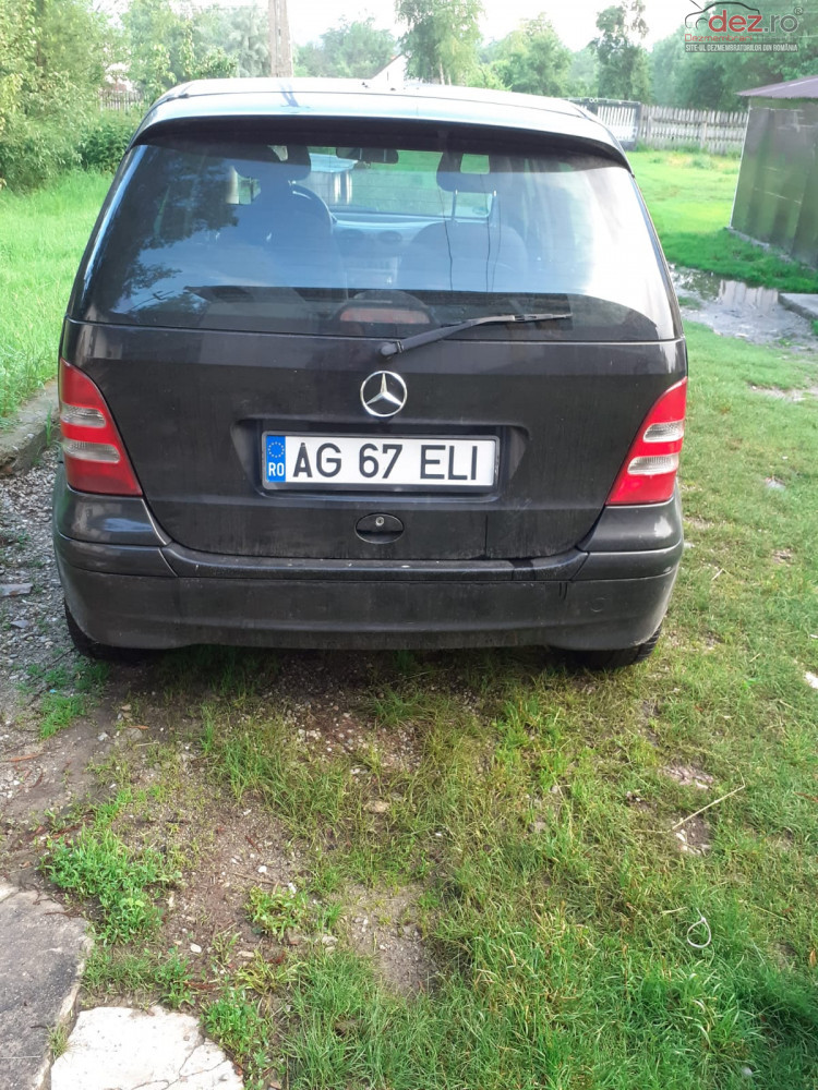 Dezmembrez Orice Piesa Mercedes A Class A160 W168 Benzina 1 6