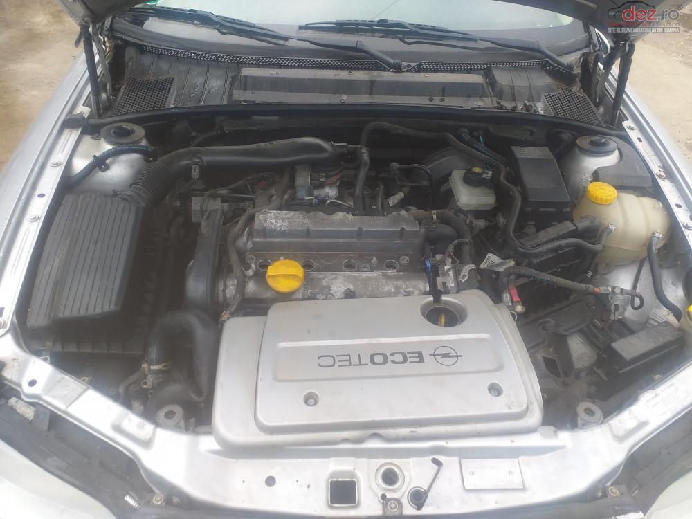 Dezmembrez Opel Vectra B Astra G Benzina 1 6 16 Vâlcea An 1999 2003 Dezmembrări auto în Costesti, Arges Dezmembrari