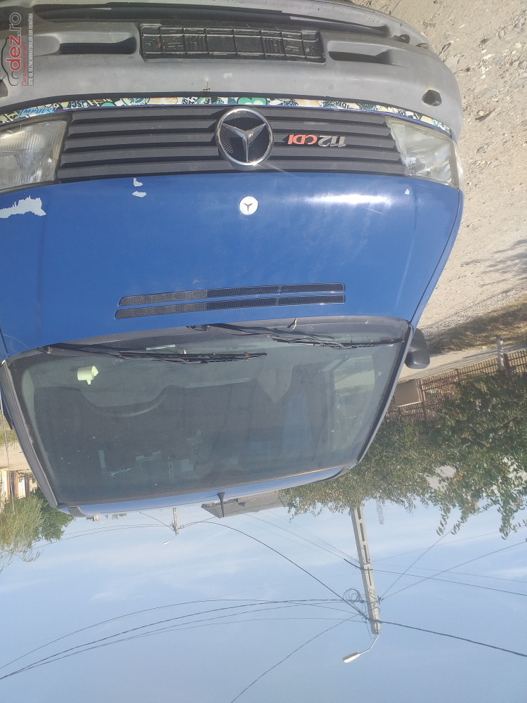 Dezmembrez Mercedes Vito W638 Diesel 2 2 An 1998 2002 în Costesti, Arges Dezmembrari