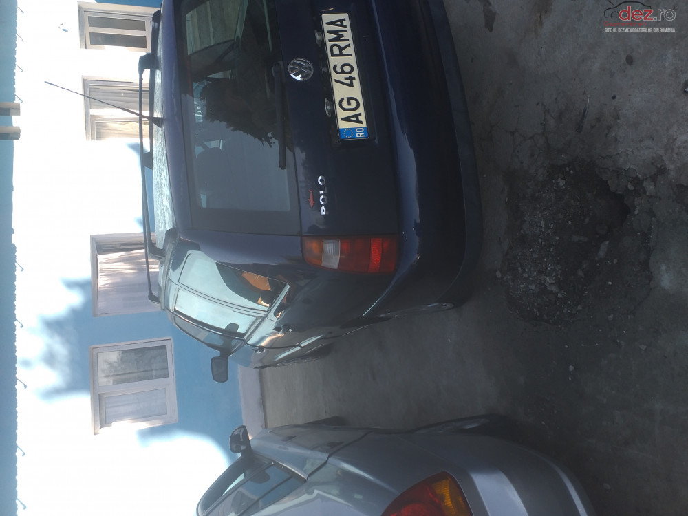 Toba Completa Volkswagen Polo Benzina 1 4 16valve An 2001 2005 Piese auto în Costesti, Arges Dezmembrari