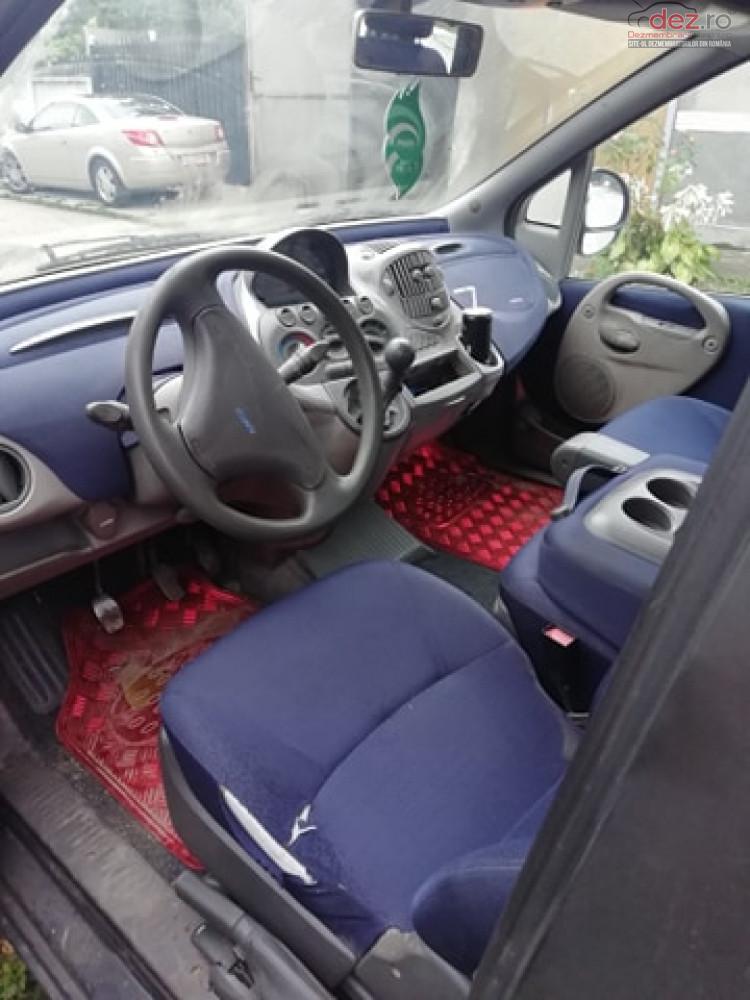 Dezmembrez Fiat Multipla 1 6 Benzina Dezmembrări auto în Deva, Hunedoara Dezmembrari