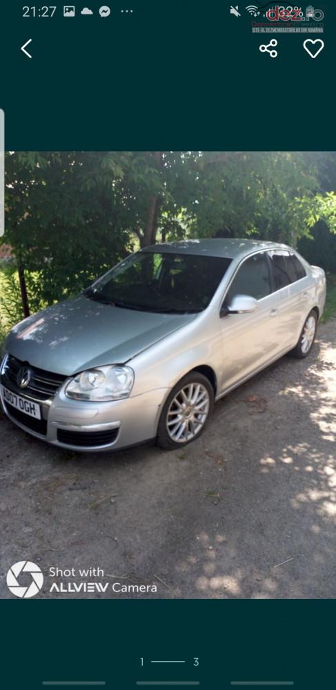 Dezmembrez Jetta Dezmembrări auto în Sighetu Marmatiei, Maramures Dezmembrari