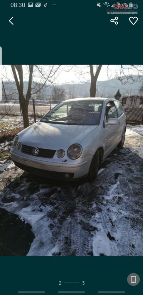 Dezmembrez Volkswagen Polo Dezmembrări auto în Sighetu Marmatiei, Maramures Dezmembrari