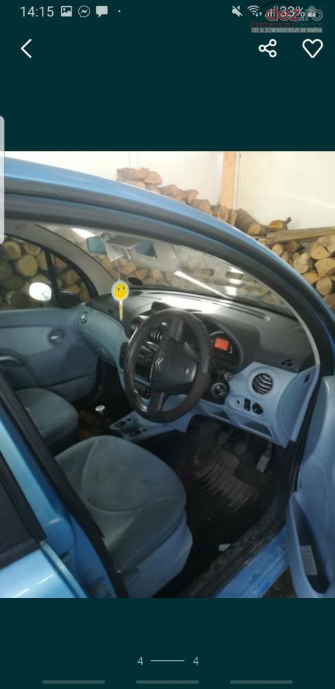 Dezmembrez Citroen C3 Dezmembrări auto în Sighetu Marmatiei, Maramures Dezmembrari