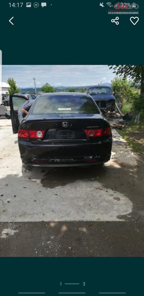 Dezmembrez Honda Accord Dezmembrări auto în Sighetu Marmatiei, Maramures Dezmembrari