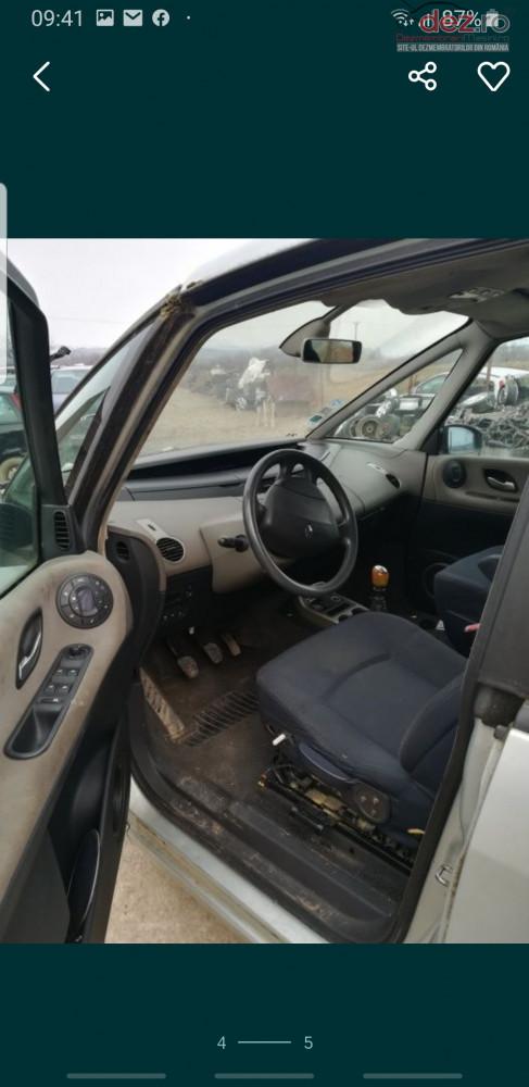 Dezmembrez Renault Espace 4 Dezmembrări auto în Sighetu Marmatiei, Maramures Dezmembrari