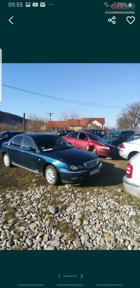 Dezmembrez Rover 75 Dezmembrări auto în Sighetu Marmatiei, Maramures Dezmembrari