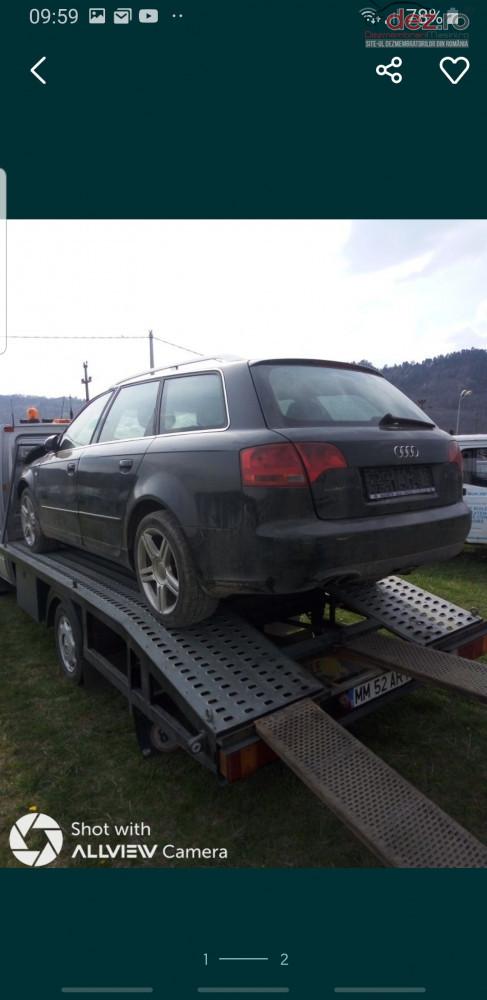 Dezmembrez Audi A4 Dezmembrări auto în Sighetu Marmatiei, Maramures Dezmembrari