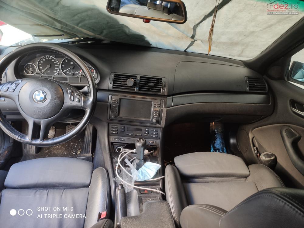 Dezmembrez Bmw E46 Break Facelift An 2005 Dezmembrări auto în Bucuresti Sector 3, Ilfov Dezmembrari